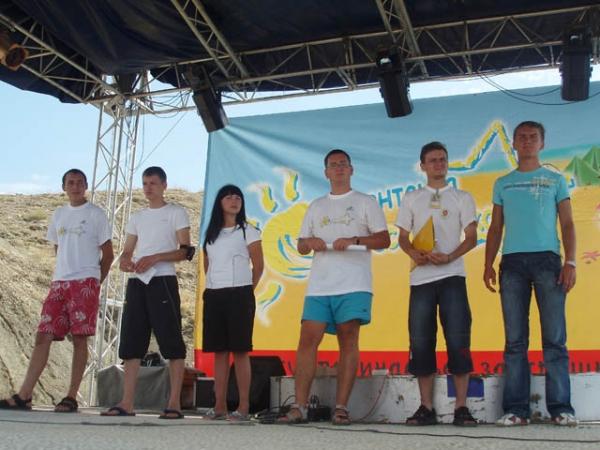 Кандидати в студпрезиденти 2006