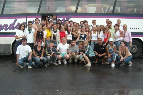Київська команда у Капселі