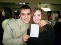 Стіна кохання=2009 :: Chernihiv-Den-Zakohanyh 4