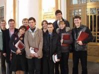 Стажування Студентського парламенту :: Stazhuvannia-2008 1